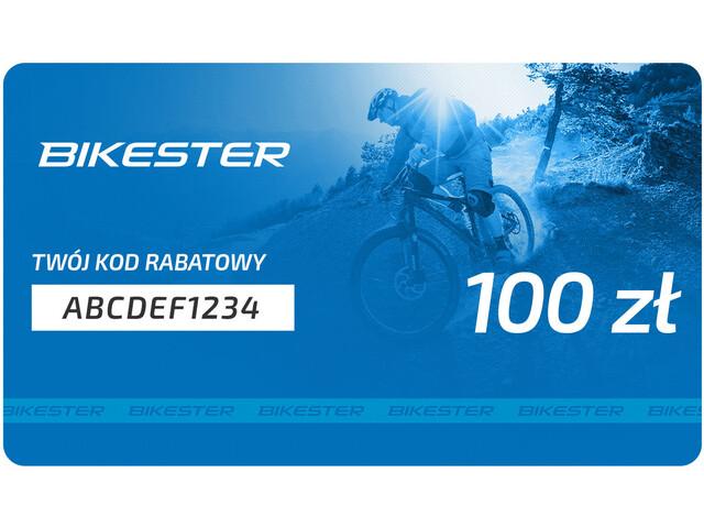 Bikester Gift Voucher, 100 zł